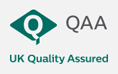 View our QAA HE Review Report