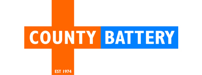 County Battery logo