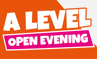 A Level Open Evening - Vision West Nottinghamshire College - Mansfield