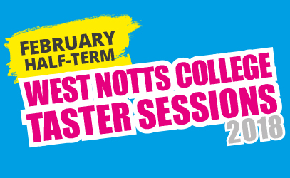 Early Years and Education Taster Session  - Vision West Nottinghamshire College - Mansfield