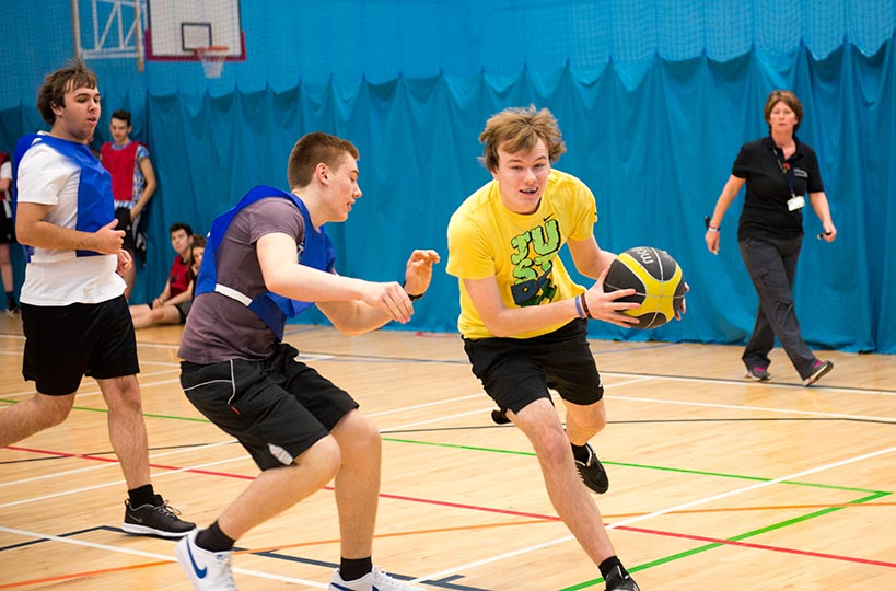 There are plenty of extra-curricular activities to get involved in! Love sport? Why not join in with basketball, fencing, football, zumba and more!...