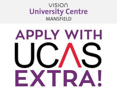 Apply with UCAS Extra