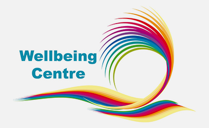 imgae of the wellbeing centre logo