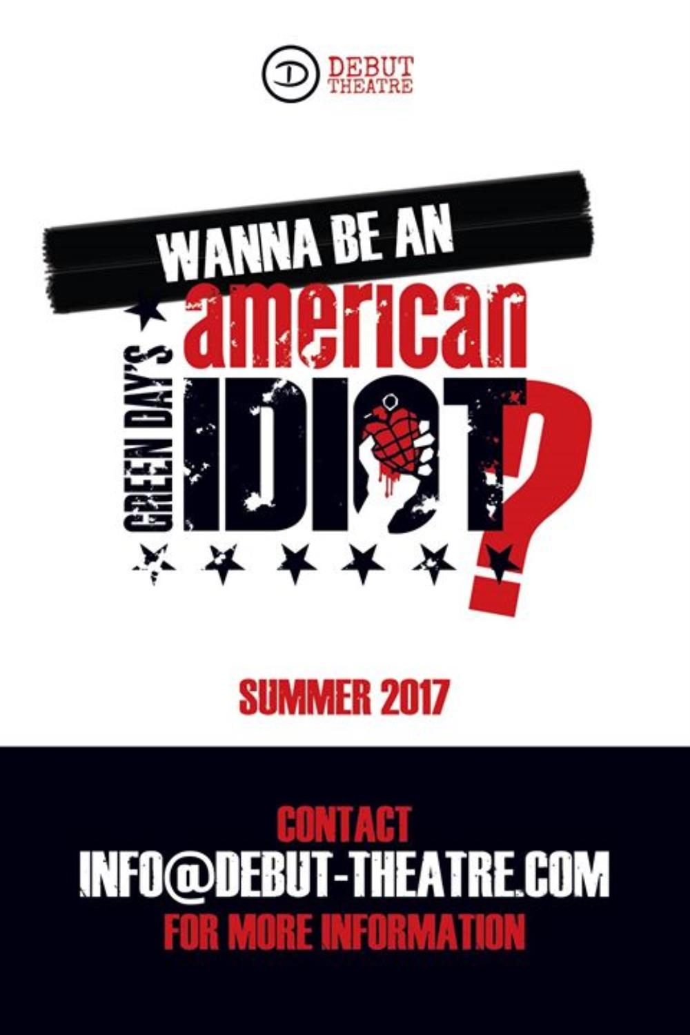 Wanna be an American Idiot