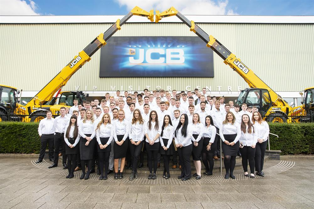A celebration of achievement and hard work for A-Plant apprentices