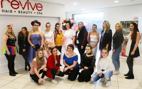 Hair and beauty's knowledge and careers boost